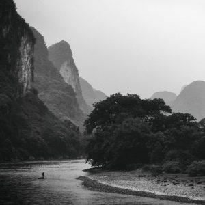 Li River Boatman