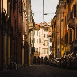 Italian alley-web